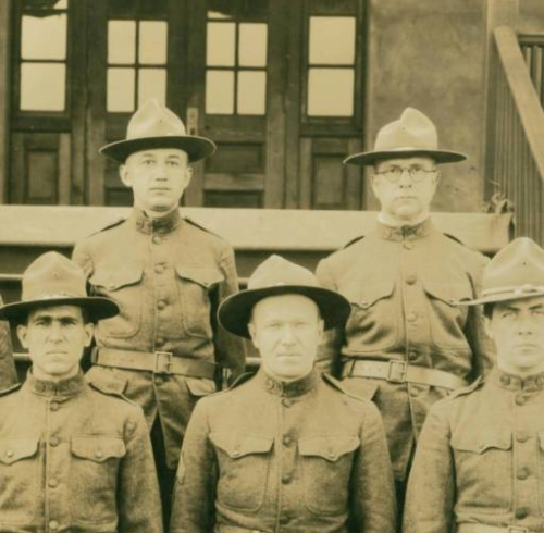 Nyack Home Guard WWI