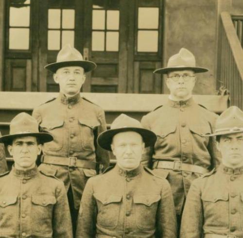 Nyack Home Guard WWI
